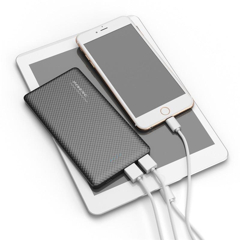 Γνήσιο PINENG PN-958 10000mAh Power Bank Portable PoverBank - Ανταλλακτικά και αξεσουάρ κινητών τηλεφώνων - Φωτογραφία 6
