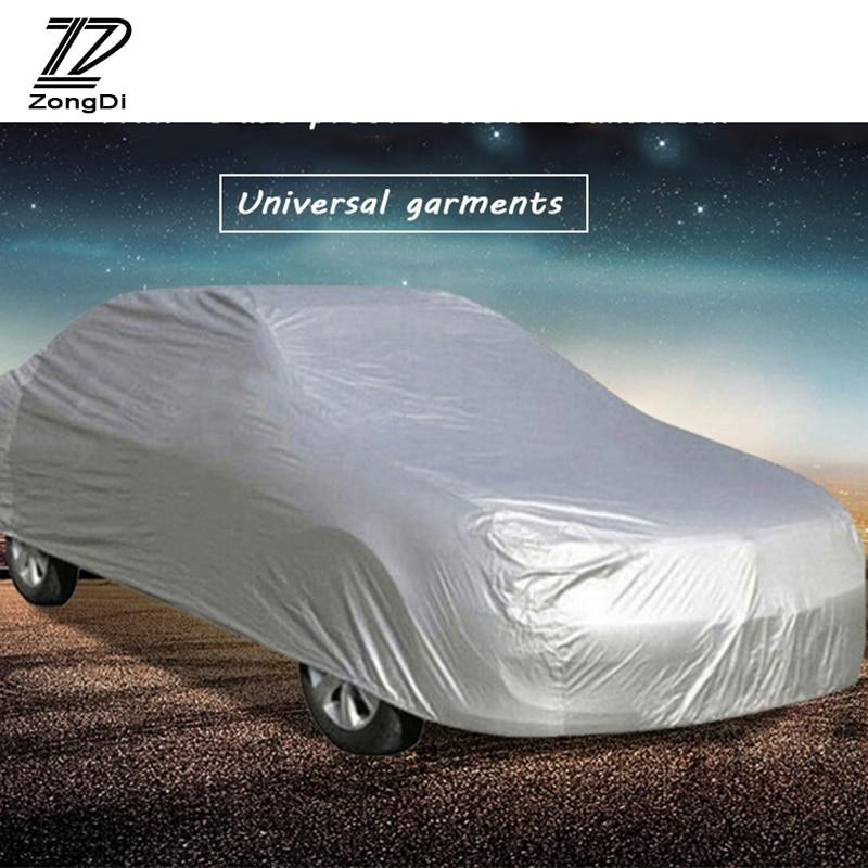ZD SedanXL Waterproof Dustproof Car Covers For Audi A4 B8