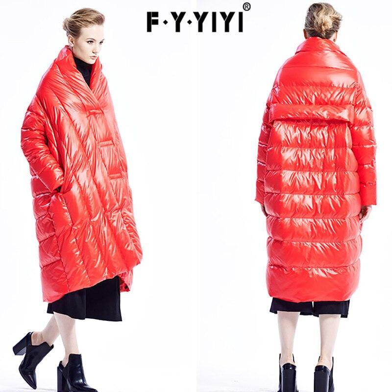 Nouveau Col Manteau Lâche Grande Conception Taille Surdimensionné Vestes red Dames Mode Personnalisé Pour Femmes Black Femme Long Plus Htpqg