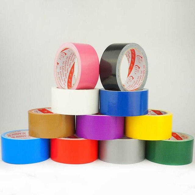 Bekend 12 Kleur voor uw keuze, gekleurde duct tape met sterke hechting LG74