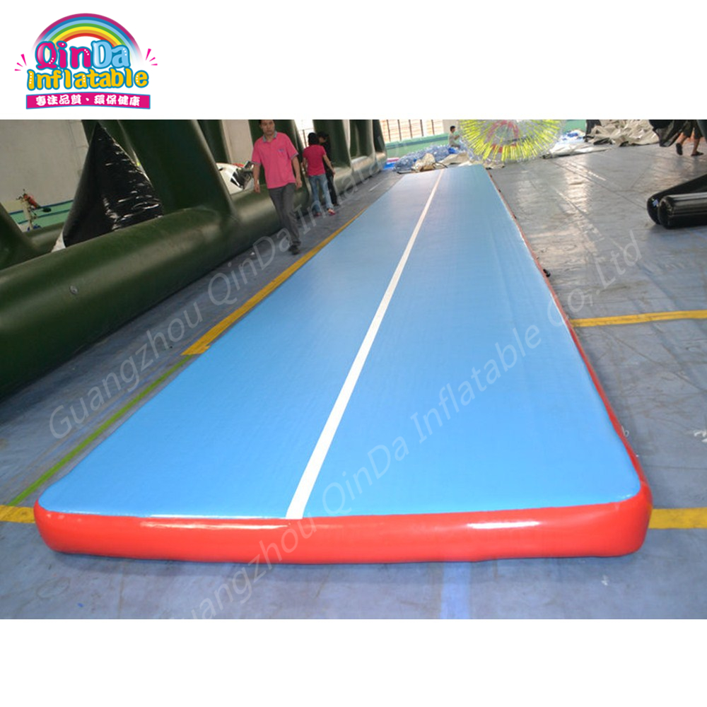 Water Mat Gym Equipment Inflatable Gymnastics Mats Water Floating Air Mat ,Inflatable Landing Mats Air Track For Sale hot sale inflatable gym air track gymnastics equipment tumbling mats with free pump and free shipping 10m x 1 5m x 0 1m