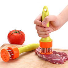 Stainless Steel meat tenderizer Tools Meat Forks Profession Tenderizer With Needle