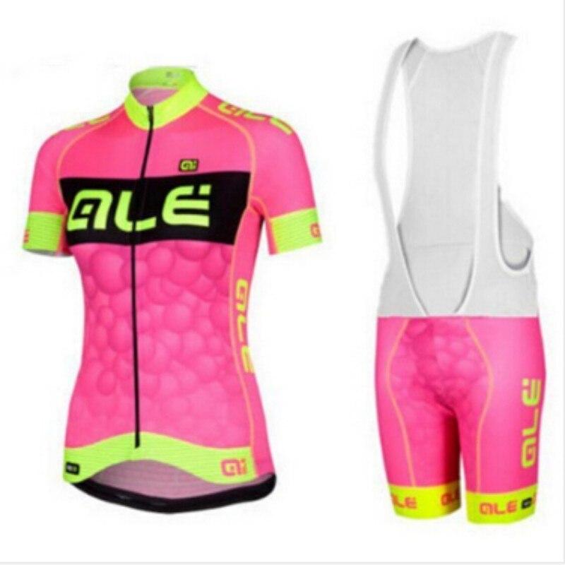 Цена за 2017 женщин ALE велосипедные майки, дорожный велосипед носить, велосипед clothing, ciclismo ropa mujer Оптовая торговля розничная торговля