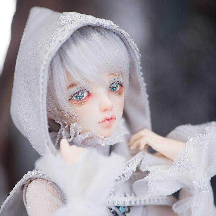 Кукла BJD-Niella Minifee, 4 очка, мужская, детская, Высококачественная игрушка с свободными глазами