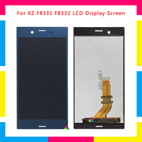 LCD Display Screen With Touch Screen Digitizer Assembly For Sony Xperia XZ F8332 F8331 Replacement