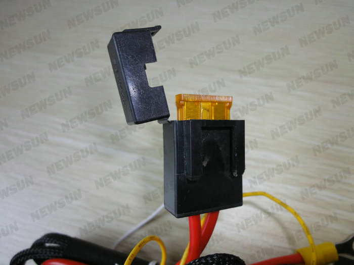 Wire Wiring Harness Fuse Relay Switch for SMD angel eyes headlight Wiring Harness Kit for BMW wire wiring harness fuse relay switch for smd angel eyes headlight  at readyjetset.co