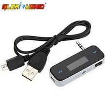 Fm-передатчик 3,5 мм аудио музыка MP3 автомобильный fm-передатчик мини беспроводной автомобильный bluetooth-передатчик для телефона 4 4s 5 5S 6