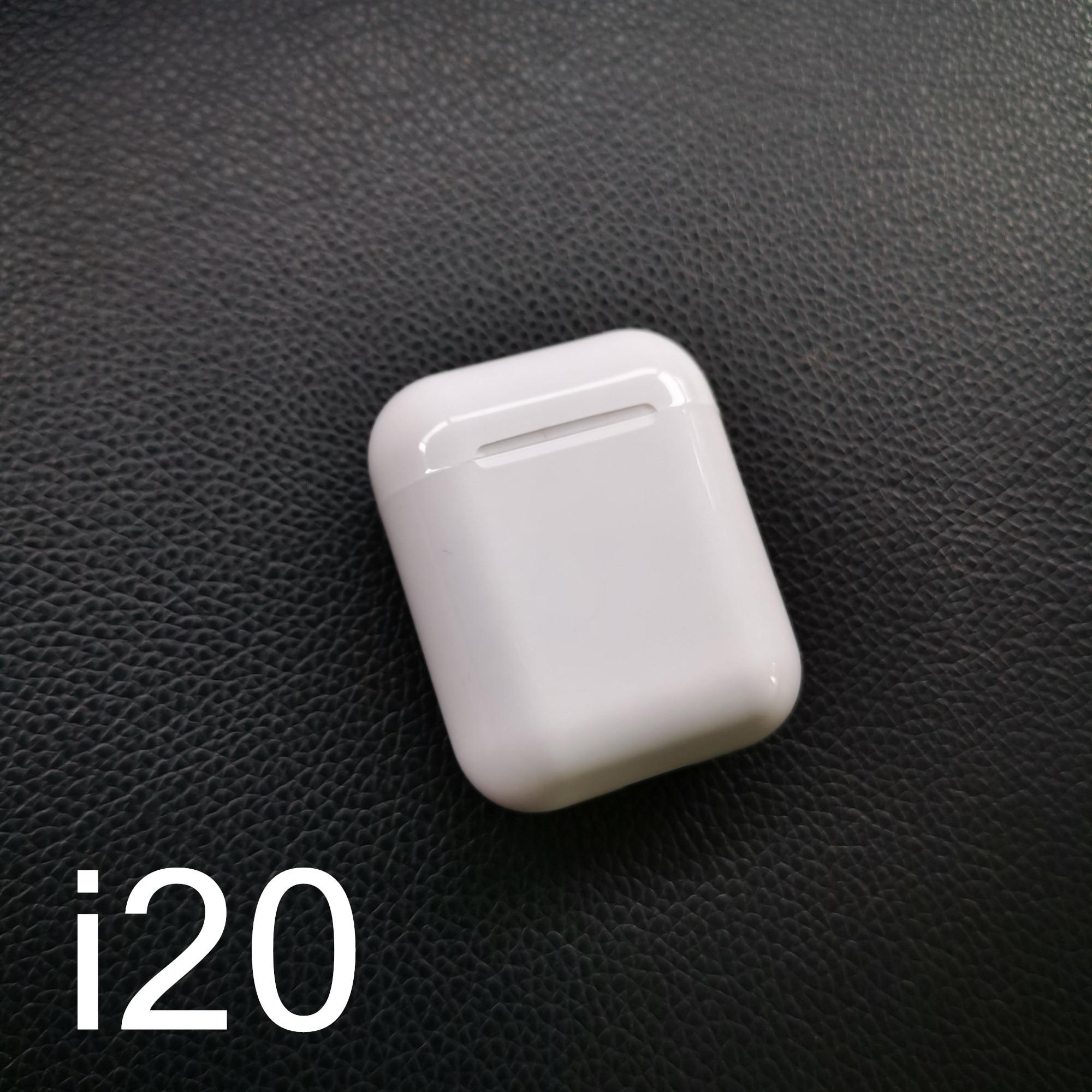 i20 TWS оригинал Bluetooth 5.0 w1 чип pop up - обзор