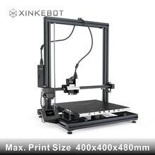 2016 xinkebot полный Цвет touch Дисплей легко собрать RepRap Prusa i4 Структура полу-DIY 3D принтера
