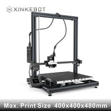 2016 XINKEBOT Full Color Touch Display Easy-to-assemble RepRap Prusa i4 Structure Semi-DIY 3D Printer