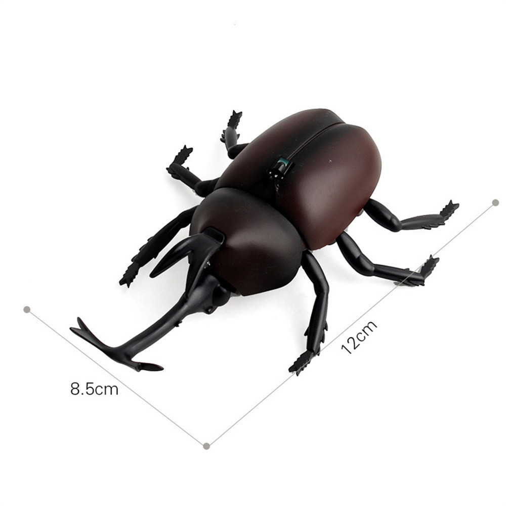 High Simulation Animal Beetle Infrared Remote Control Kids Toy Gift Education Toy Baby Toys & Games Children