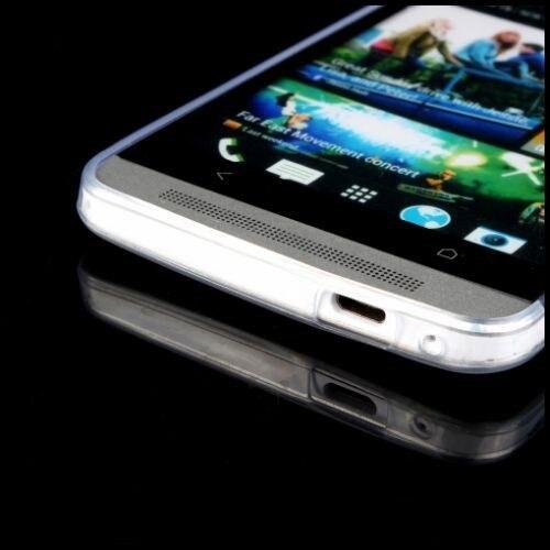 Para htc one m7 m8 m9 plus cubierta de la caja del teléfono de accesorios fundas