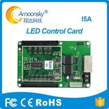 Atacado levou exibição cartão de controle colorlight i5a sysnchronous full color cartão de recebimento