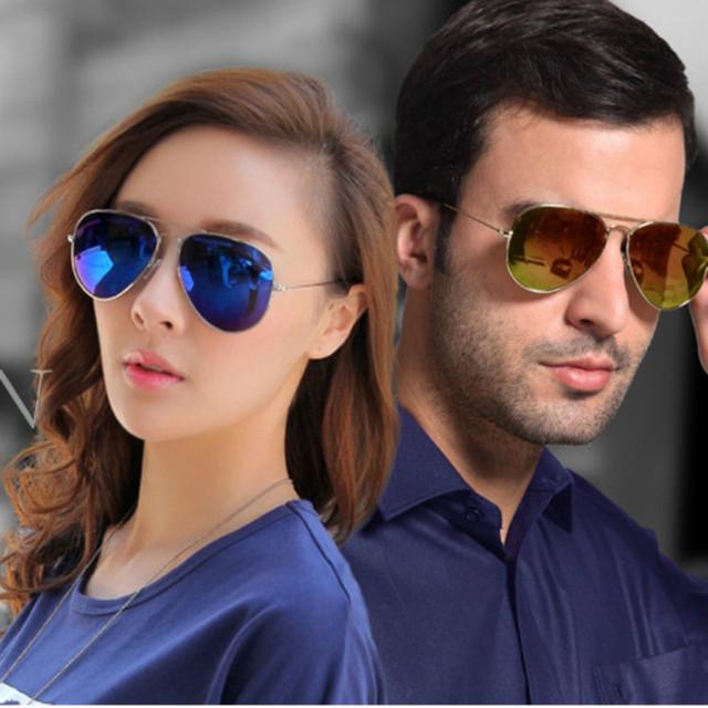 Fashion Classic Sunglasses Women Men Brand Designer Driving Mirror 2018 NEW Sun Glasses Women Men Unisex UV400 Oculos De Sol