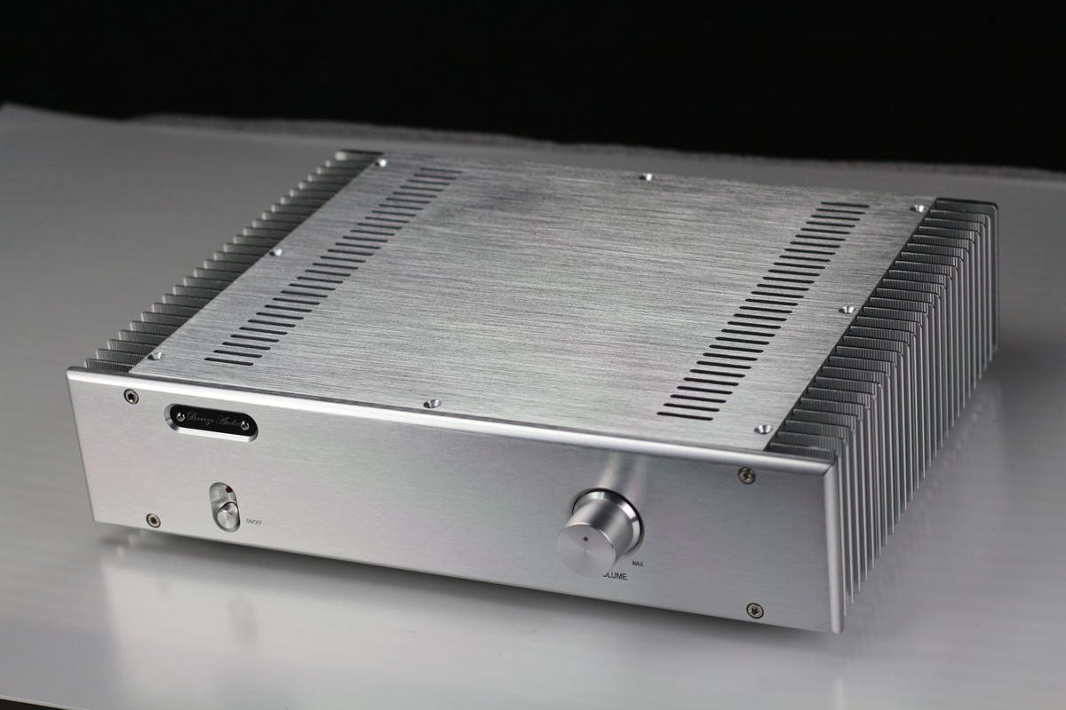 ZEROZONE LJM L12 2 ハイファイステレオパワーアンプ超低歪みアンプ 120 ワット + 120 ワット L7 2  グループ上の 家電製品 からの アンプ の中 1