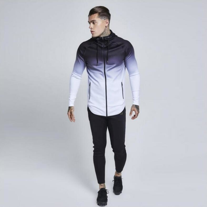 Top Base Coat Autumn Mens Running Jackets (7)