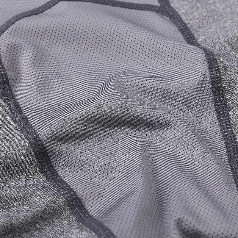 新しい速乾性ジムスポーツレギンスクロスフィットショーツサッカーズボンジョギングネスコンプレッションタイツメンズのランニングショーツ
