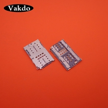 Slot-Module Tray G935f-Holder G930F Connector-Socket Sim-Card-Reader Samsung for S7 G930a/G930f/G930/..