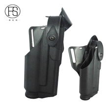 Sale Airsoft Glock Pistol 17 19 22 23 31 32 Belt Holsters With Flashlight Tactical Light Bearing Glock Holster