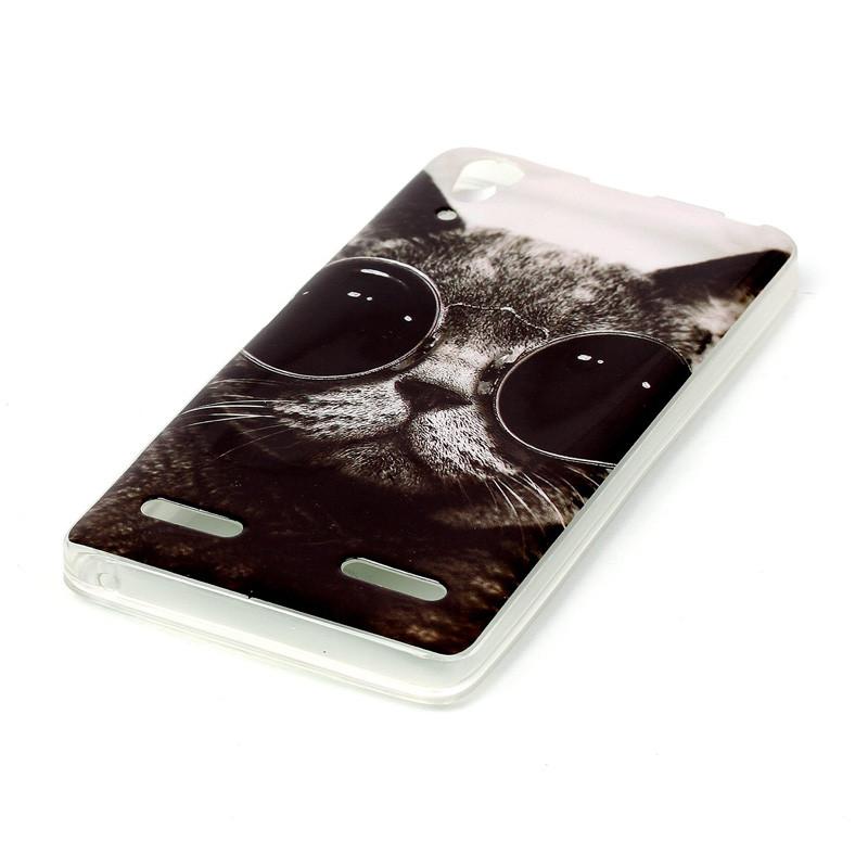 """Luksusowe Jakości Miękka TPU Phone Case dla Lenovo A6010 Plus & A6000 i Skóry Pokrywa dla Lenovo Lemon K30-T K3 5 """"K 3 A 6000 6010 14"""