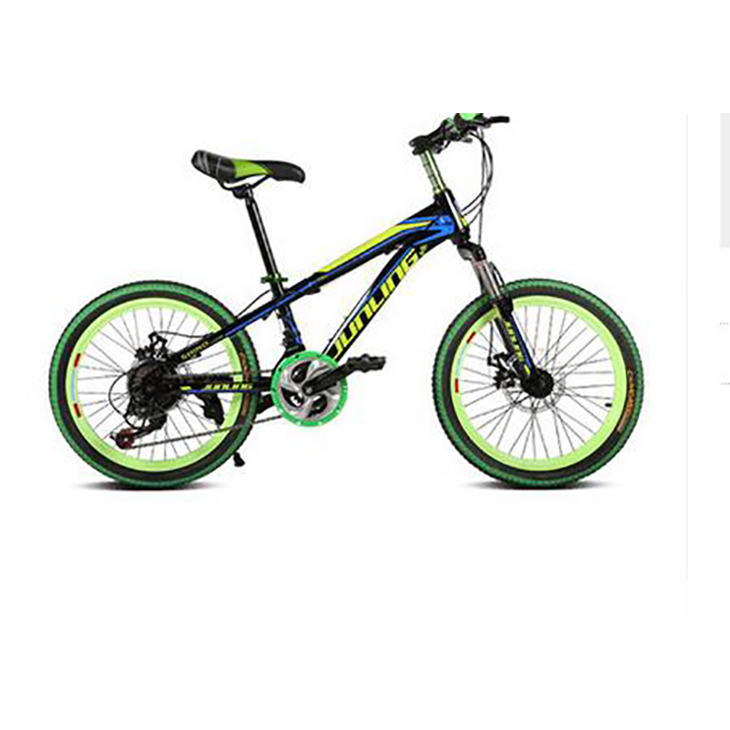 High-carbon steel 21-speed 20 inches double V brake Cycling Equipmentmanu facturer Child trail bikes