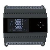 Three phase liquid crystal intelligent electric transmitter AC current transmitter Voltage isolator NHR-D23 цена