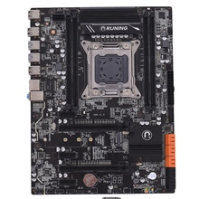 цена на X99 Lga2011-3 Motherboard For Intel I7 E5-V3/E5-V4 4-Channel Ddr4 64G Ram,Nvme Ssd M.2,Sata3.0,Usb3.0,Pcie16X