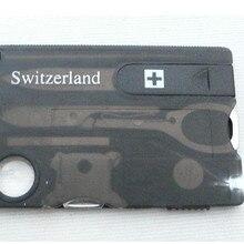 12 в 1 Кредитная карта инструмент нож лезвие визитная карточка нож карта, Прямая поставка