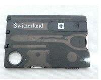 12 IN 1 kredi kartı aracı bıçak kartvizit bıçak kartı ücretsiz kargo toptan  Dropshipping knife card card knifeblade card -