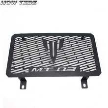Motorcycle Radiator Grille Guard Cover Protector Fuel Tank For Yamaha MT 25 MT-03 MT-25 03 MT03 MT25 2015 2016 2017