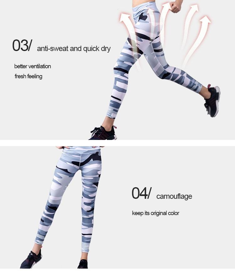 Collants Femmes Leggings De Sport