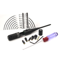 Scope Kalibrator Gericht Pointer kit Red Dot Laser Collimator voor 0.22 0.50 Boring Sighter Sight Scopes Kalibratie