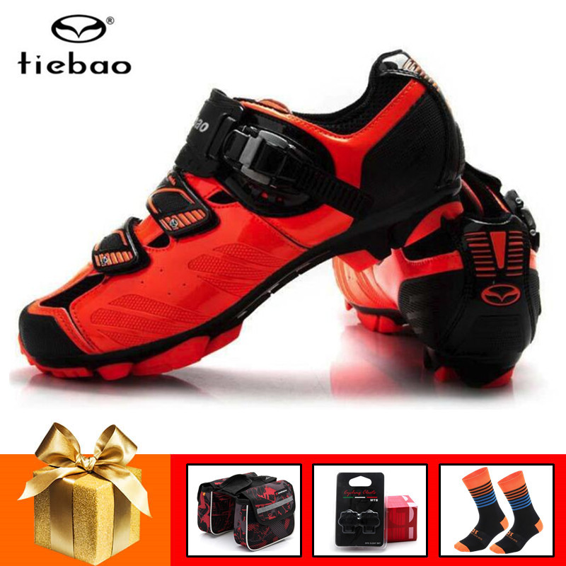 Tiebao Cycling sneakers women Breathable Sports Cycling Shoes Mens Mountain bike shoes MTB Self-Locking Athletic Bicycle ShoesTiebao Cycling sneakers women Breathable Sports Cycling Shoes Mens Mountain bike shoes MTB Self-Locking Athletic Bicycle Shoes