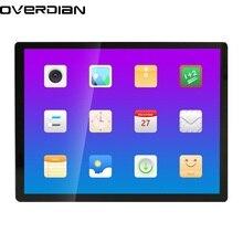 """10.4 """"ordinateur industriel Android système capacitif écran tactile LED rétro éclairé LCD ordinateur industriel SSD 8G tablette PC 1024*768"""