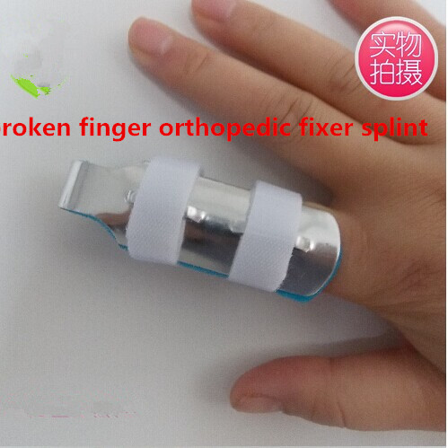 Finger reclamation Deluxe medical Finger Splint Support Protection Finger Sprain Dislocation Recovery Rehabilitation