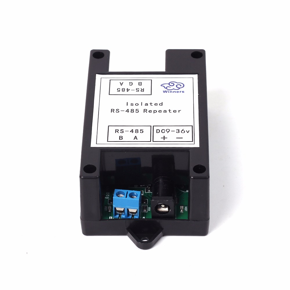 Image 3 - Signal Booster RS485 Signal Repeater Amplifier Signal Booster Amplifier RS485 Repeater Isolator Distance Extenderrs485extenderextender repeater -