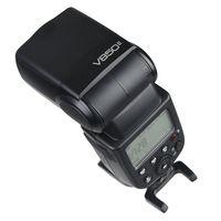 nikon sony Godox V850II GN60 2.4G אלחוטית X מערכת Speedlite Li-ion אור פלאש סוללה עם מטען לרכב עבור Canon Nikon Sony מצלמה + מתנה (5)