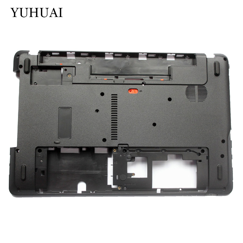 laptop Bottom case For Acer Aspire E1-571 E1-571G E1-521 E1-531 E1-531G E1-521G Base Cover AP0HJ000A00 AP0NN000100 new laptop keyboard for acer aspire e1 521 531 571 e1 521 e1 531 e1 531g e1 571 e1 571g us version