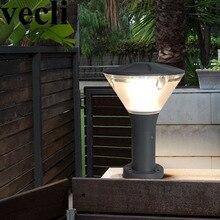 цены Rainproof dustproof creative outdoor garden lights balcony residential countyard villa decoracion jardin exterior