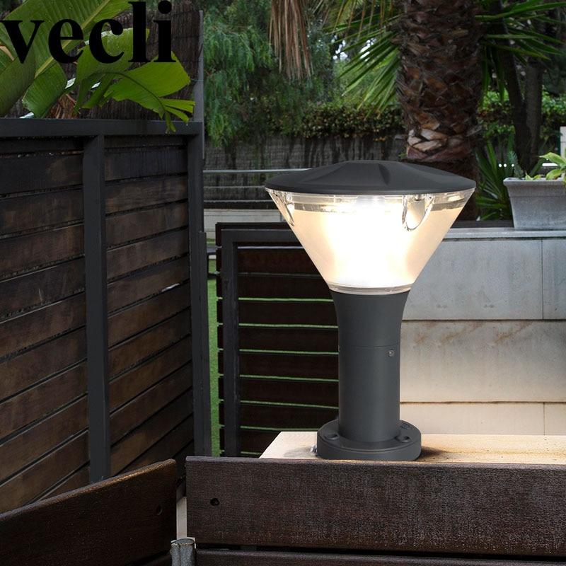 Regendicht stofdicht creatieve outdoor tuinverlichting balkon residentiële countyard villa decoracion jardin exterieur