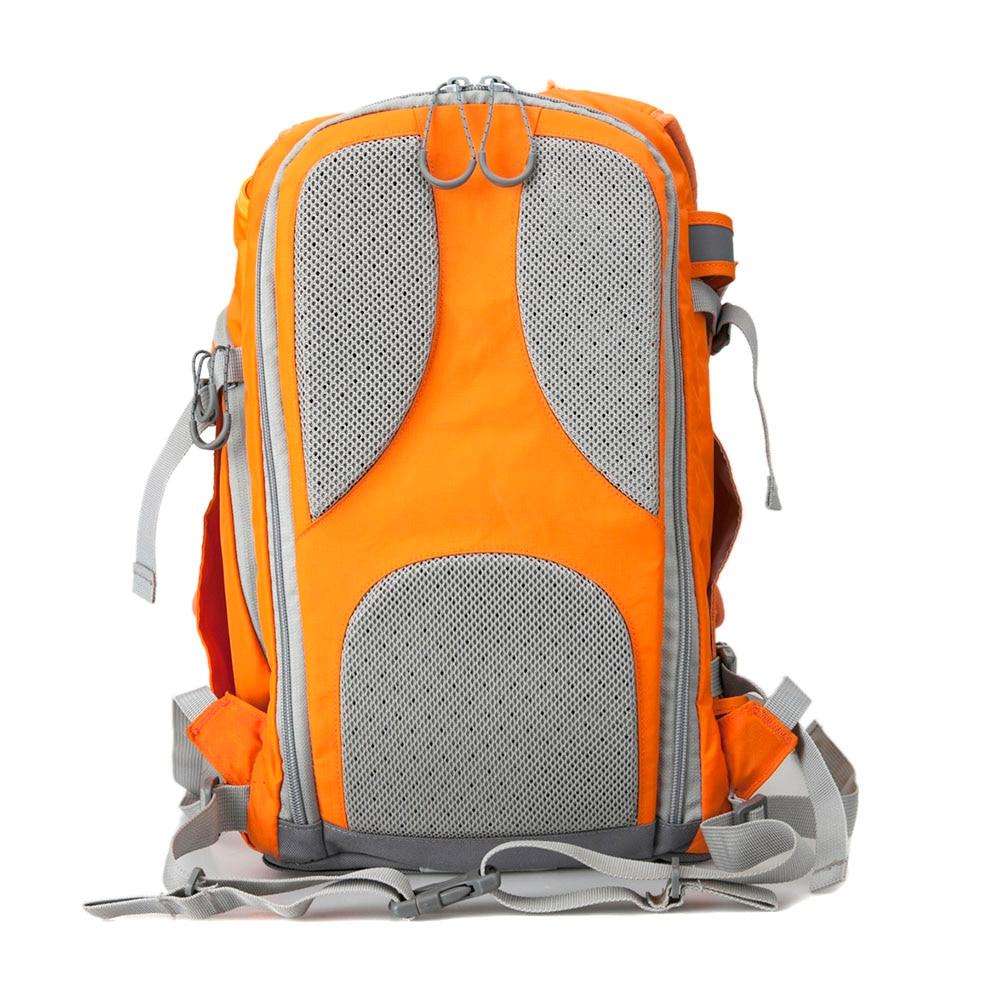 CADEN Waterproof Nylon Backpack DSLR Camera Travel Bag Rucksack For Canon Nikon new arrival caden l5 stylish nylon multifunction shockproof camera backpack bag for canon nikon hot selling