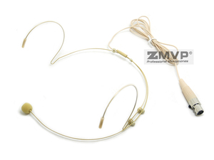 Image 5 - 3 sztuk zestaw słuchawkowy Headworn profesjonalny mikrofon pojemnościowy Mini 3pin XLR TA3F wtyczka Mic Mike dla Shure bezprzewodowy nadajnik Bodypack