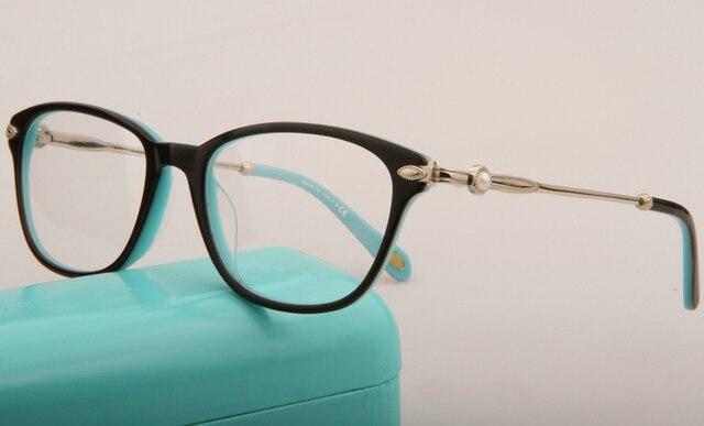 Ацетат Полный Обод Старинные Кошка Очки Оптические Frame Женщины Модный Бренд Очки Для Чтения Очки Кадры Металла Ног Высо