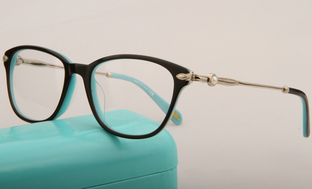 ea4113a3bc25 Acetate Full Rim Vintage Cat Eye Glasses Optical Frame Women Fashion Brand  Eyeglasses Reading Eyewear Frames