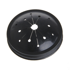 Rubber Replacement Garbage Disposal Splash Guard Waste Disposer Parts For Waste King 80mm 3.15