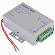 Ingresso AC 110 v 240 v di Uscita DC 12 v 3A 30 w di Potenza del Controller di Alimentazione per Porta di Accesso strumenti di Sistema di controllo