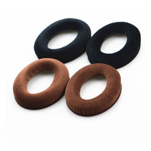 Flannel Foam Ear Pads Cushions Headband for Sennheiser HD515 HD555 HD595 HD598 HD558 PC360 Headphones High Quality 12.6