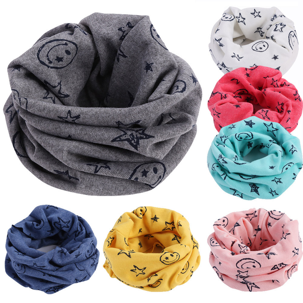 Dropshipping Newborn Multicolor Children Warm Cotton Scarf Boys Girls Scarf Shawl Winter Neckerchief Baby Accessories Baby Bibs 2018 women scarf muslim hijab scarf chiffon hijab plain silk shawl scarveshead wrap muslim head scarf hijab