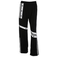 FBE&CDG Women High Waist Wide Leg Pants Black Patchwork Black Loose Women's Pants 2018 Fashion Streetwear Sweat Pants Trousers
