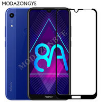 For Huawei Honor 8A Tempered Glass For Huawei Honor 8A JAT-LX1 Honor8A 8 A Screen Protector Full Cover Glass Film 6.09